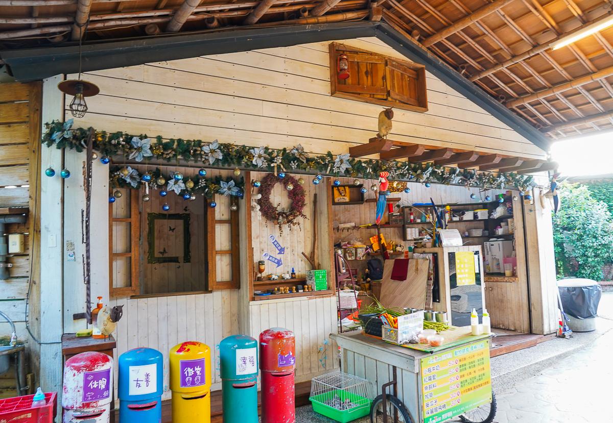 高雄淨園休閒農場2.0大升級~落雨松星空帳篷 x巴里島風夜泰美餐廳 @美食好芃友