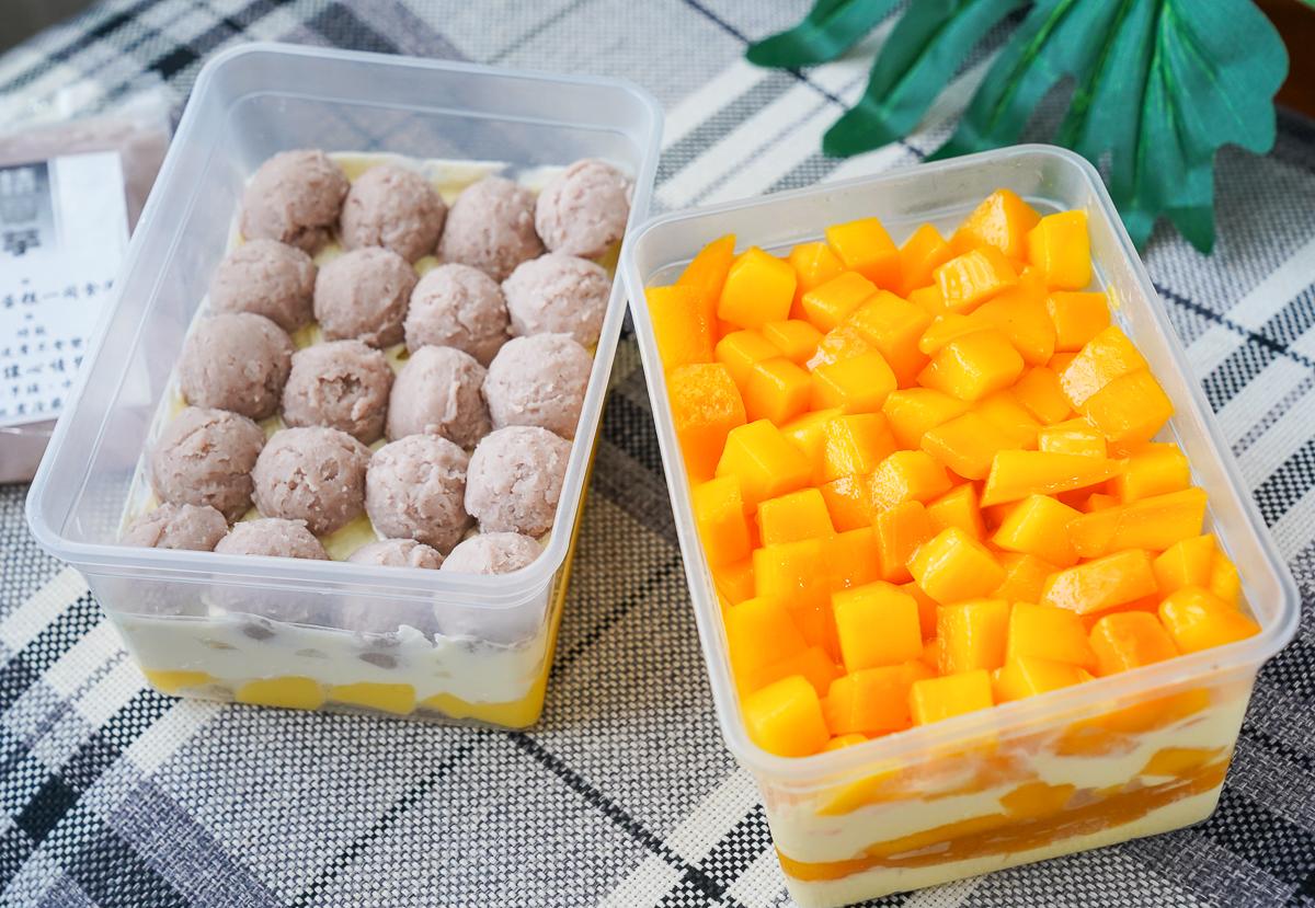 [高雄]麵包花園烘焙坊-超有梗超商蛋包飯蛋糕、芒果丼飯!夏季必吃芒果爆多便當 @美食好芃友