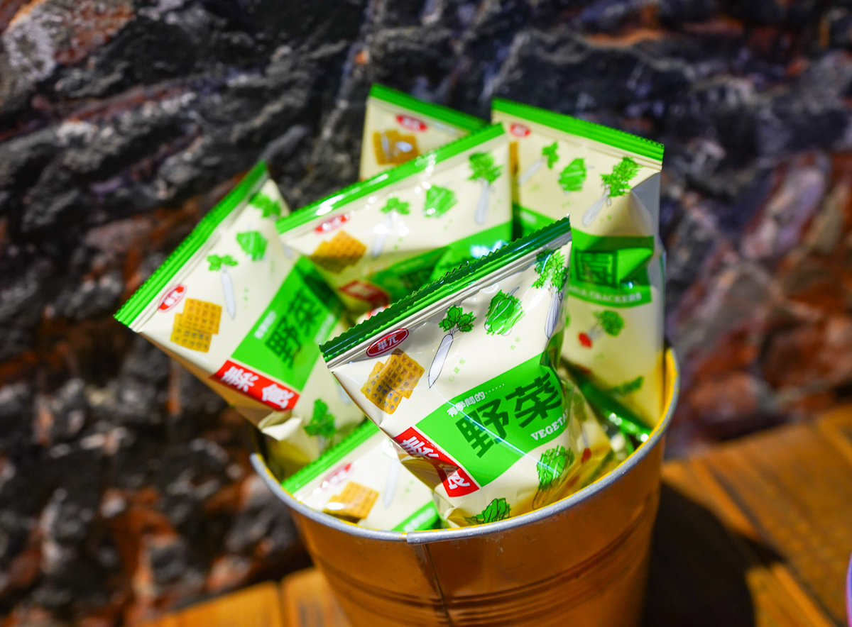 [西門町住宿]路徒行旅-觀光客最愛!西門町超平價美式設計旅店-免費泡麵零食飲料吃到飽 @美食好芃友