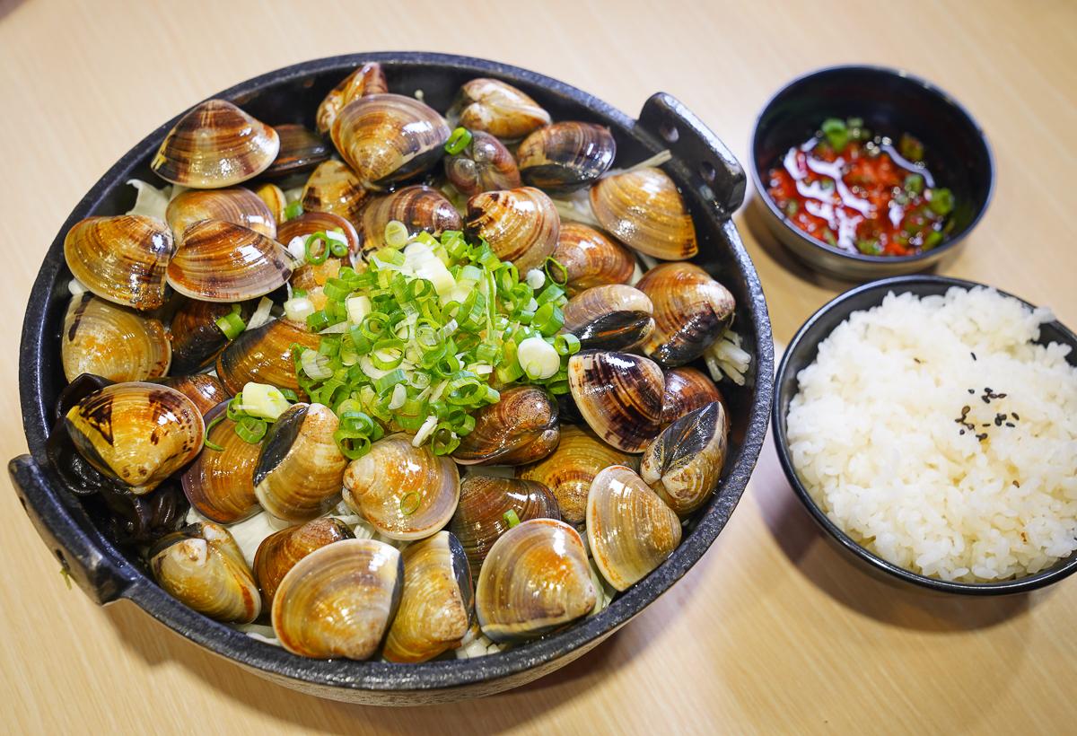 [高雄三民美食]茉荳獨享鍋-裝滿1斤蛤蜊的沙茶蛤蜊鍋只要100多!?高雄平價個人鍋推薦 @美食好芃友