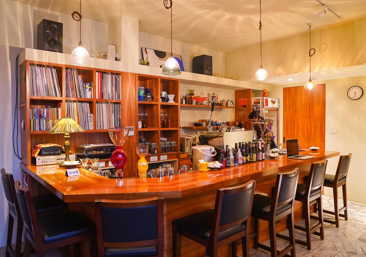 [高雄咖啡店]有。咖啡-日式老洋房~老派文青的質感咖啡店 @美食好芃友