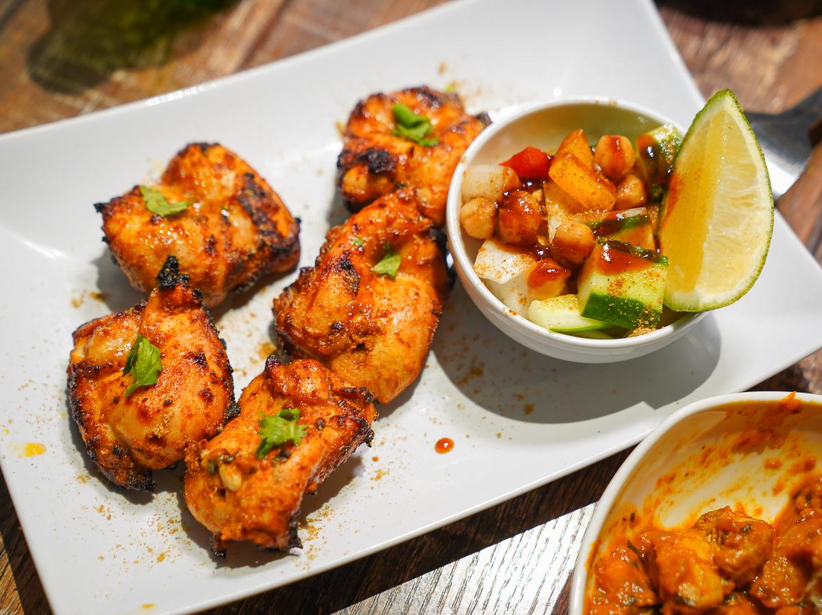 [高雄]Goon's Bistro 印度美食餐酒館-民族路橋隱藏版!超道地北印度咖哩 @美食好芃友