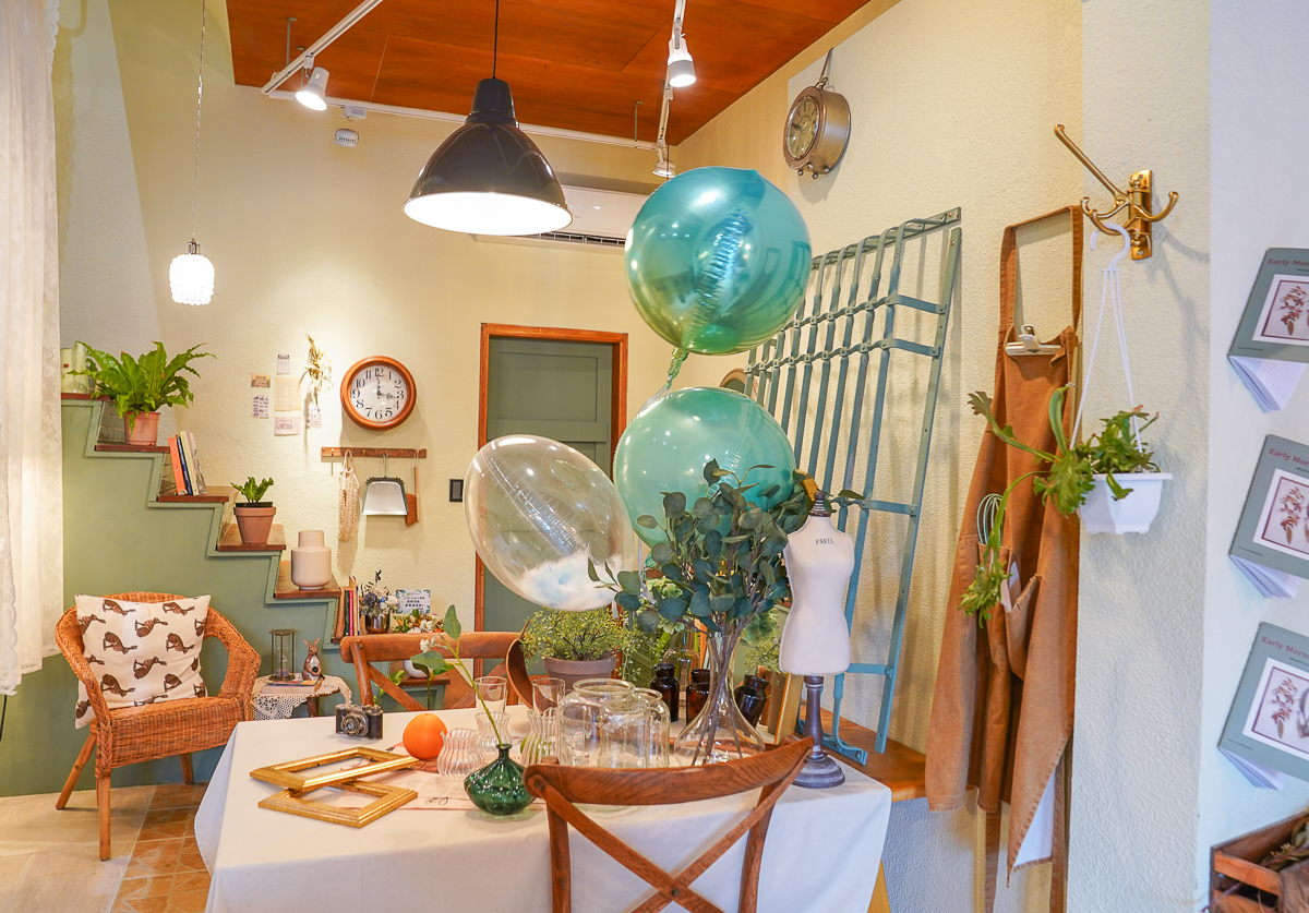 [左營美食推薦]Olive Green小餐桌-漢神巨蛋後方最美鄉村風餐廳~超熱門IG打卡 @美食好芃友