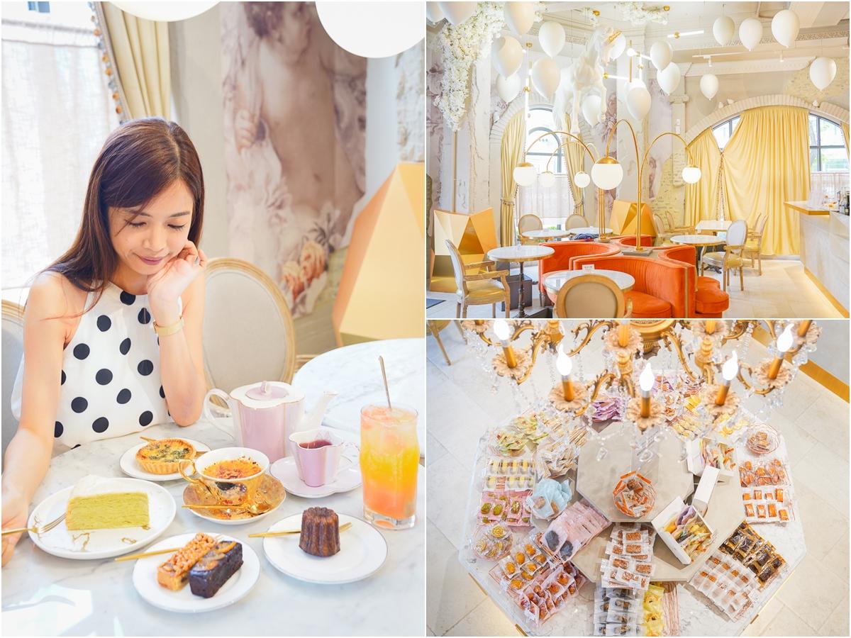 受保護的內容: [台南下午茶推薦]名坂奇洋菓子-總是爆滿的台南夢幻城堡甜點店~必吃人氣千層蛋糕 @美食好芃友