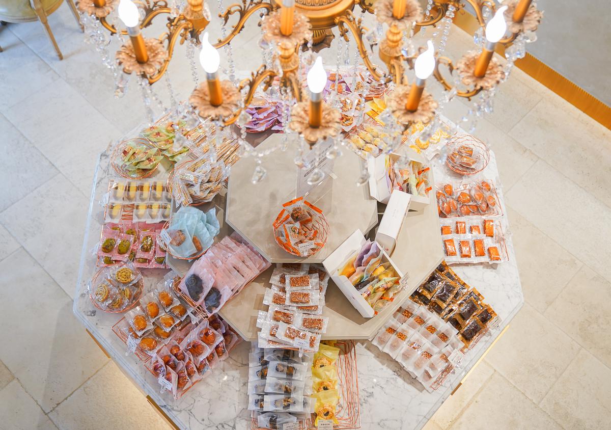 [台南下午茶推薦]名坂奇洋菓子-總是爆滿的台南夢幻城堡甜點店~必吃人氣千層蛋糕 @美食好芃友