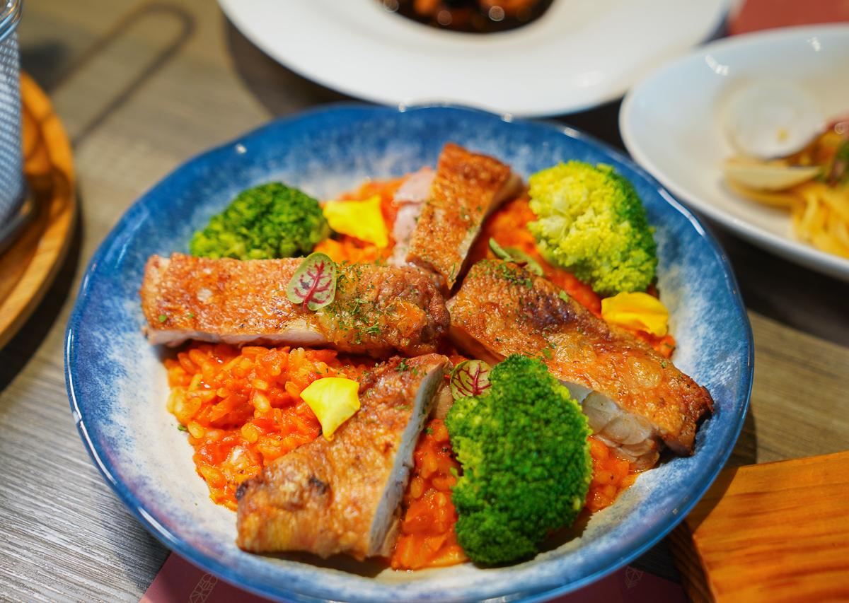 [台北小巨蛋美食]ULOVE羽樂歐陸創意料理-女神林依晨推薦~google 4.7好吃台北聚餐餐廳 @美食好芃友