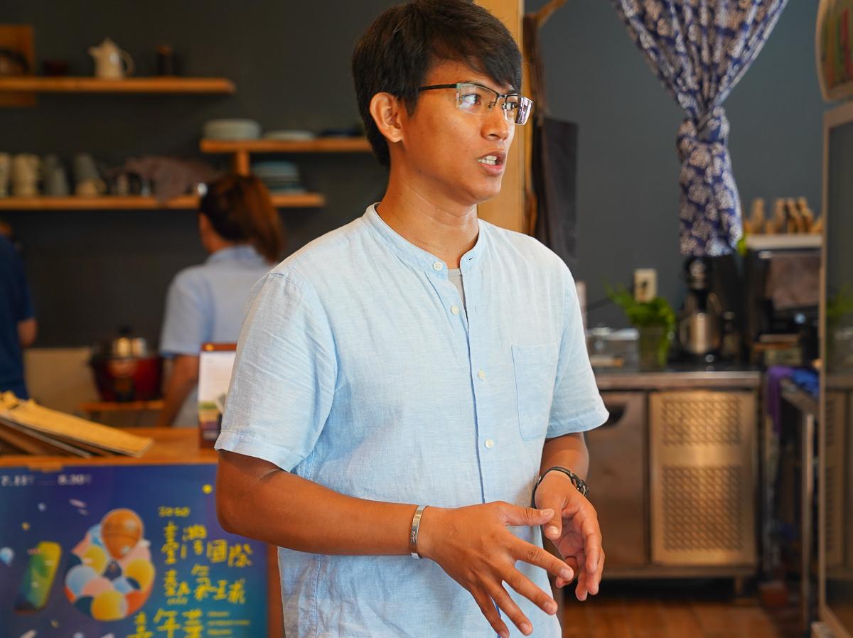 [台東咖啡店]LI.KA CAFE 力卡珈琲-金崙車站旁秘境咖啡店~超驚艷部落下午茶 @美食好芃友