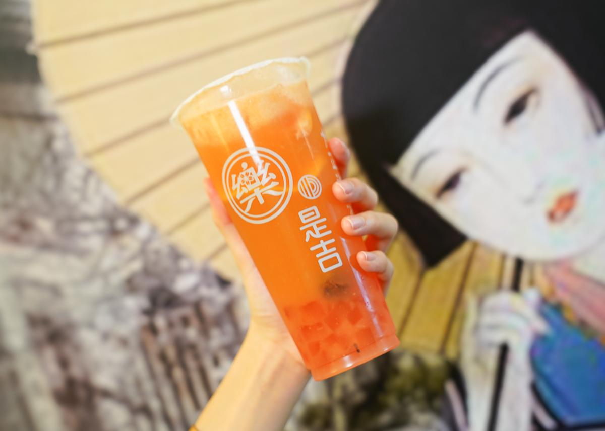 [高雄茶飲推薦]樂是吉大正浪漫茶室-北高雄最時髦復古茶飲店~喝茶浪漫浪漫喝茶!一喝愛上的手作飲品x限量生吐司 @美食好芃友
