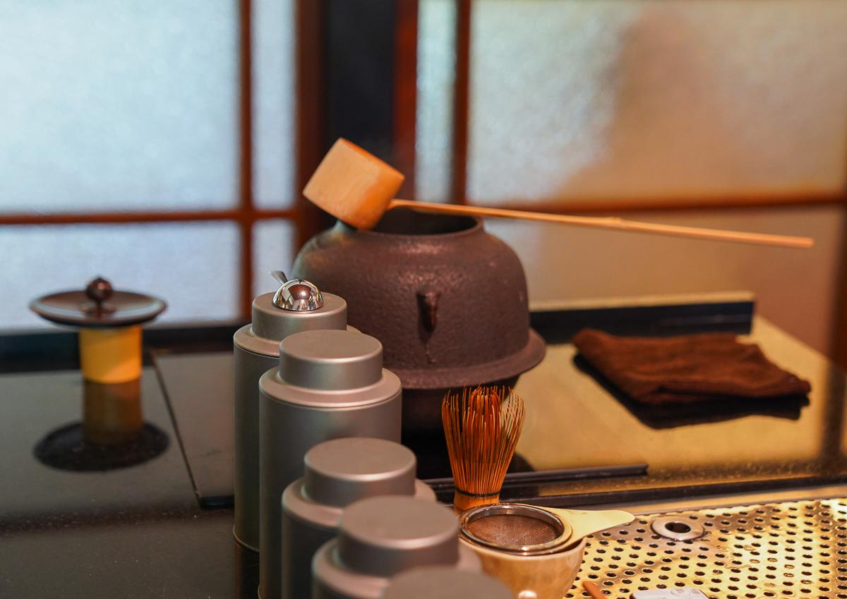 [高雄下午茶推薦]吉照故里茶道院-超夯IG高雄景點~一秒到日本茶館品抹茶吃生菓子 @美食好芃友