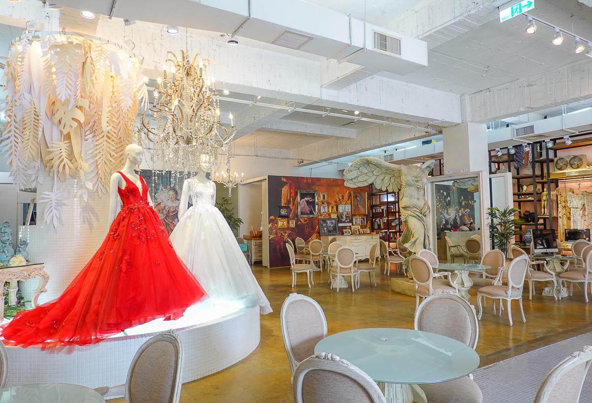 [台南婚紗推薦]台南愛情萬歲-親友都讚嘆的神美婚紗照~貼心的一條龍婚紗包套服務 @美食好芃友