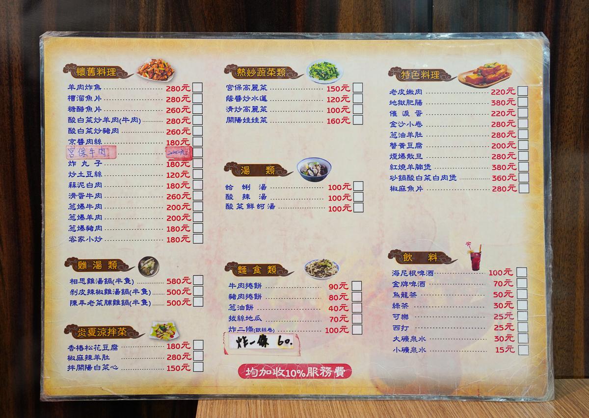 [高雄鹽埕美食]高雄京華餐廳-民國38年開到現在的煙囪鍋!?老派正點高雄酸菜白肉鍋 @美食好芃友