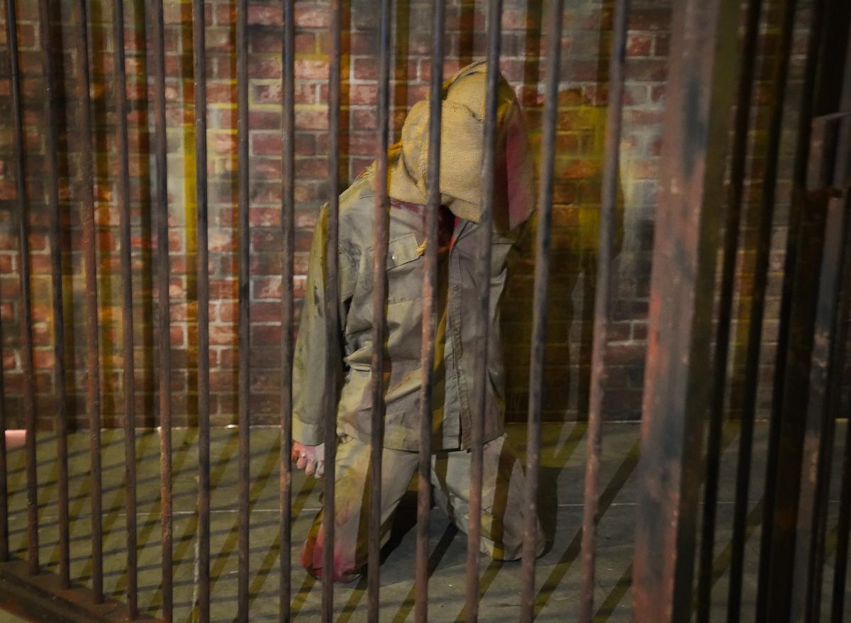 返校實境體驗展高雄場-高度還原「返校」電玩影集場景!驚嚇滿分的精采展覽 @美食好芃友