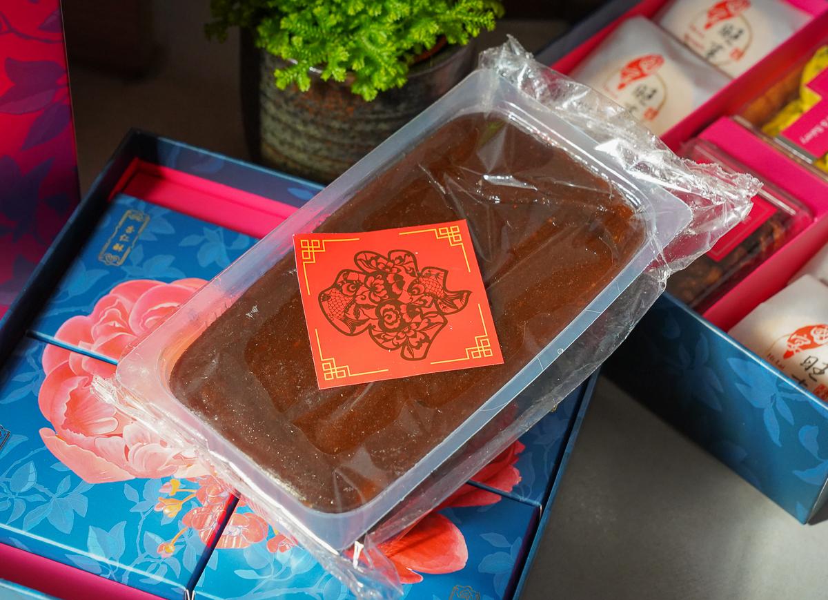 [過年伴手禮推薦]漢來糕餅小舖富貴禮盒-每年提早完售!最澎湃高雄大飯店過年禮盒 @美食好芃友