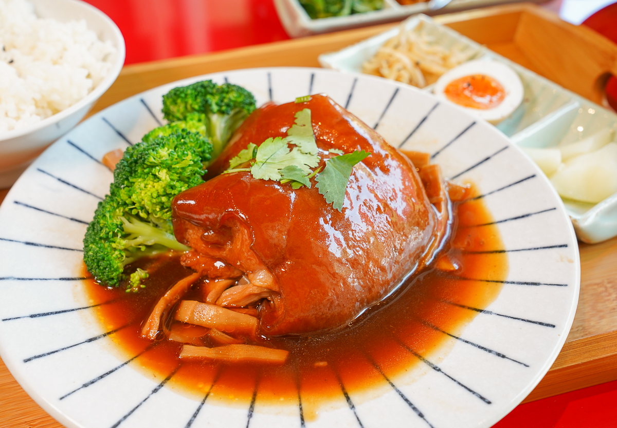 [楠梓美食推薦]好飯遇所-古早台菜新風貌!一人也能吃總鋪師辦桌 @美食好芃友