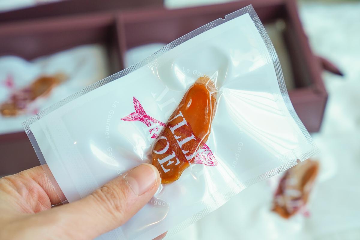 [高雄]老饕鮮生全台最美一口烏魚子1/16-2/16快閃高雄漢神巨蛋!焦糖烏魚子瑪奇朵限量獨家販售 @美食好芃友