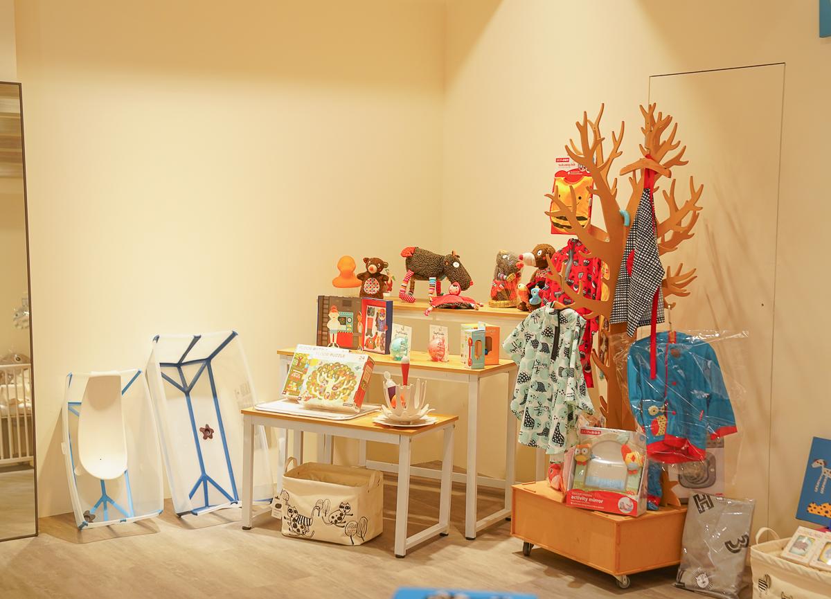 [高雄]Ris Baby-彌月送禮超有面子!好逛又好買的嬰幼兒禮物選品店 @美食好芃友
