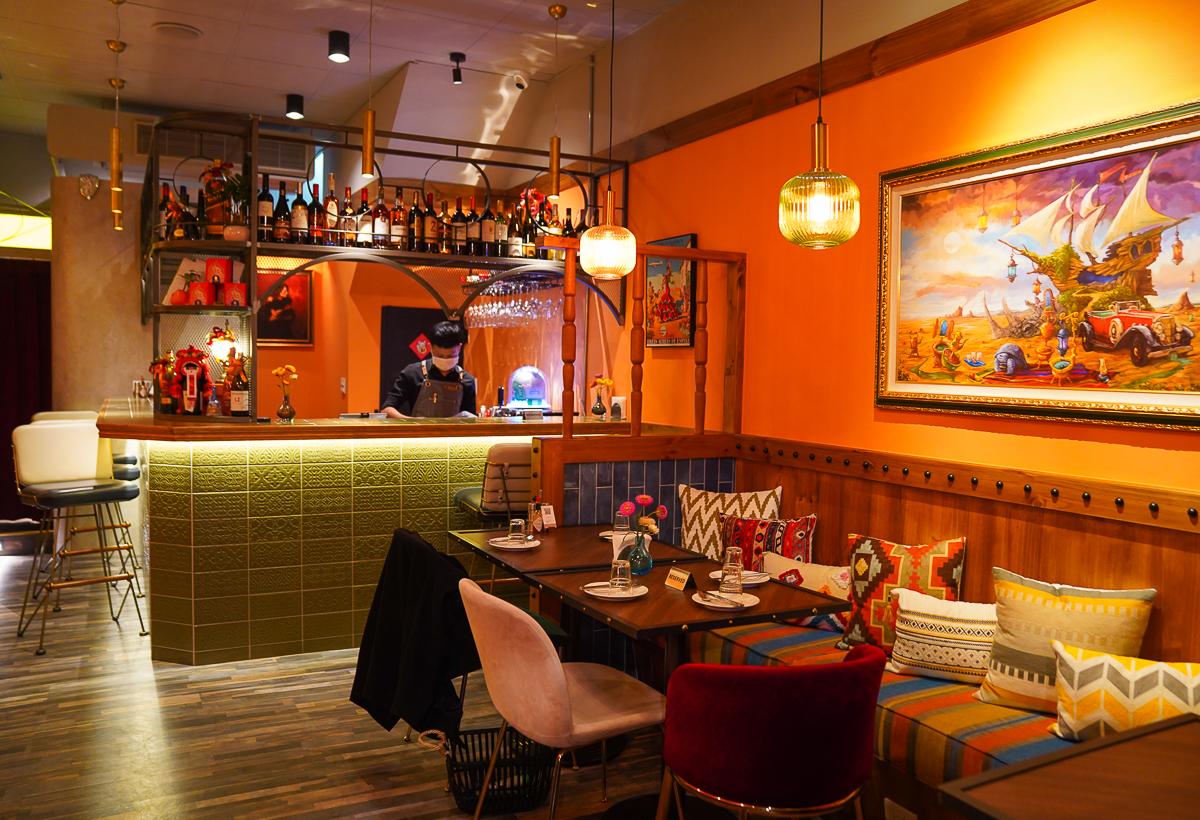 [高雄]伊人西班牙小吃吧-一秒置身西班牙~低調超人氣小酒館!超到位美味餐酒! @美食好芃友