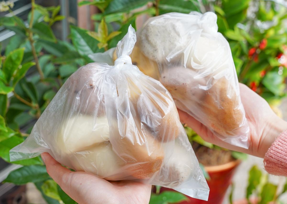 [高雄饅頭推薦]饅藝手工饅頭包子-一顆2.5元彩色小饅頭!天然食材超安心 @美食好芃友
