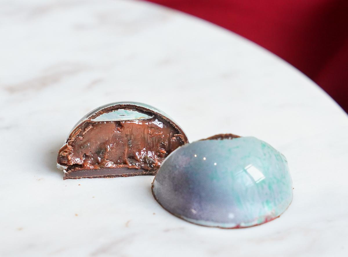 [巧克力禮盒推薦]釜 FU ART Chocolate-一吃驚艷!又美又好吃的台灣味精品巧克力 @美食好芃友
