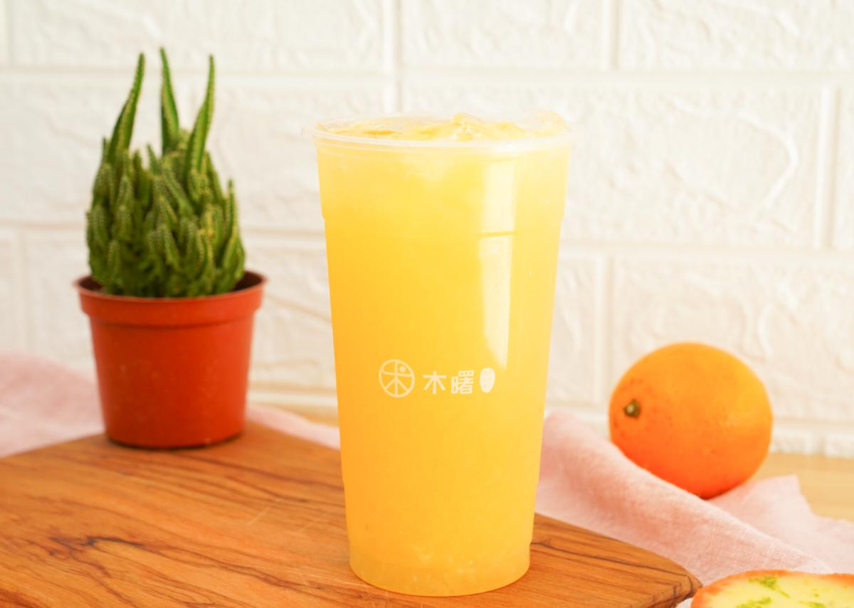 [高雄]木曙健康茶飲-Google4.5顆星評價!100%天然水果製作高雄手搖飲 @美食好芃友