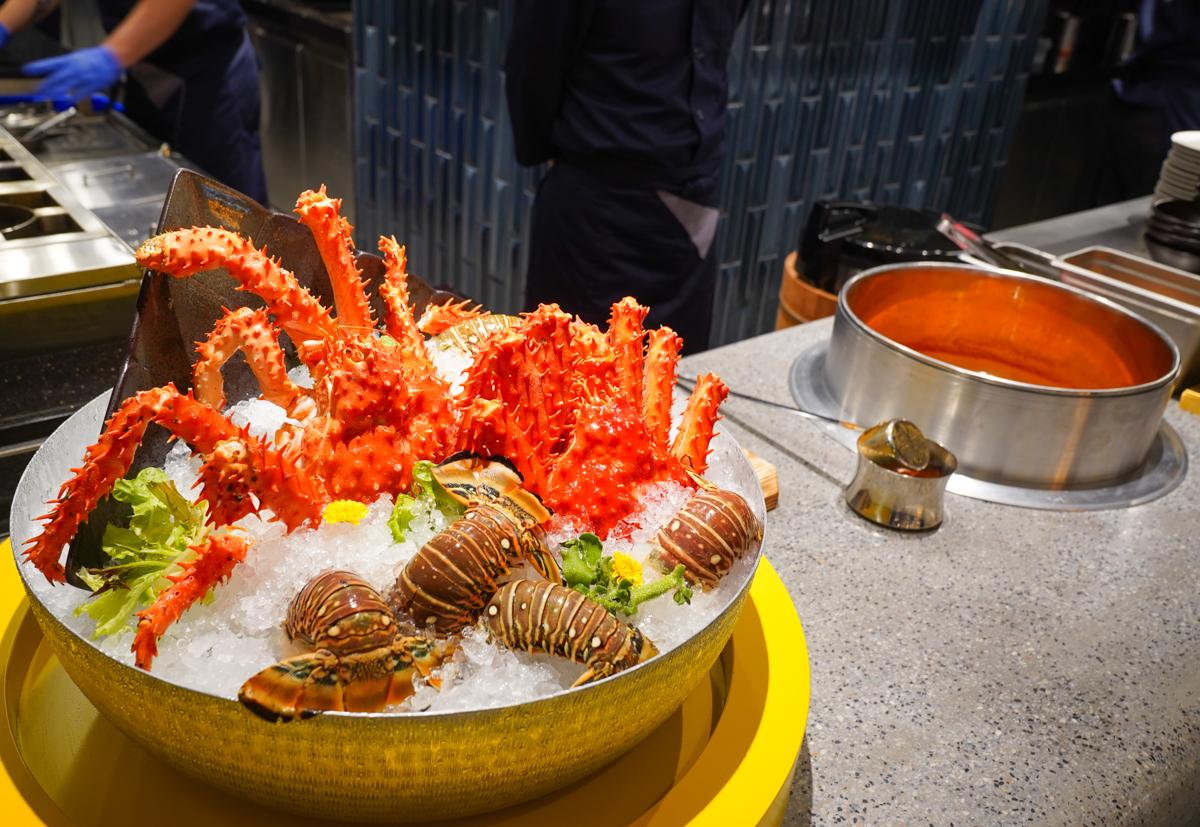 [高雄吃到飽推薦]旭集義享店-最頂級日式buffet!日料控不能錯過的奢華海鮮饗宴 @美食好芃友