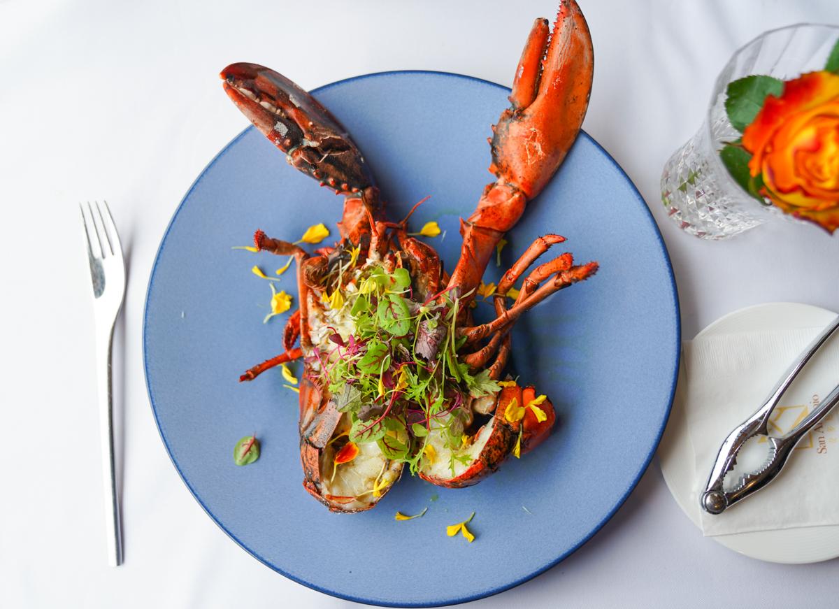 [高雄]安多尼歐法式餐廳-頂級法餐饗宴!愛河畔最浪漫高雄約會餐廳 @美食好芃友