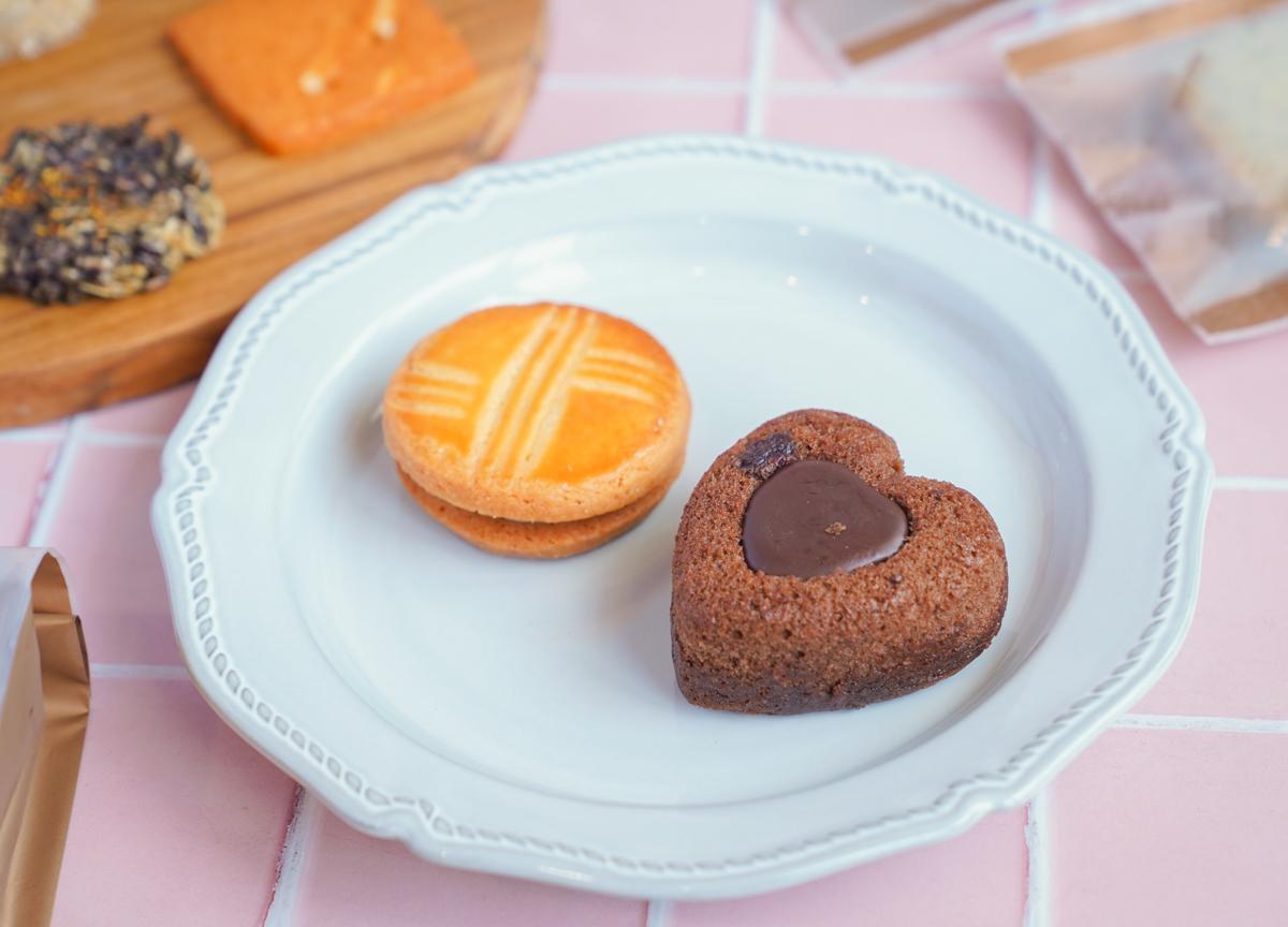 [高雄喜餅推薦]法絨法式手工喜餅-吃了就回不去~超好吃高質感法式手工喜餅 @美食好芃友