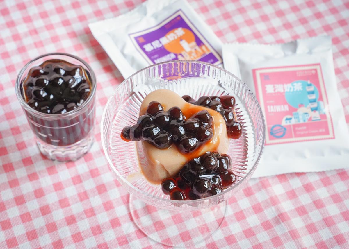 [宅配美食]奇麗灣世界珍奶組合包 -宅在家的味覺旅行~5種異國風珍奶一分鐘上桌! @美食好芃友
