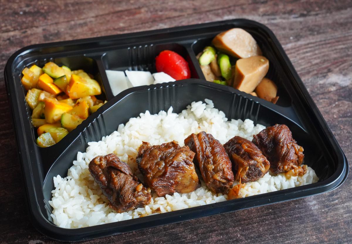 [高雄]猶大獅廚-每日提前完售!130~150元高規格外帶西式餐盒 @美食好芃友