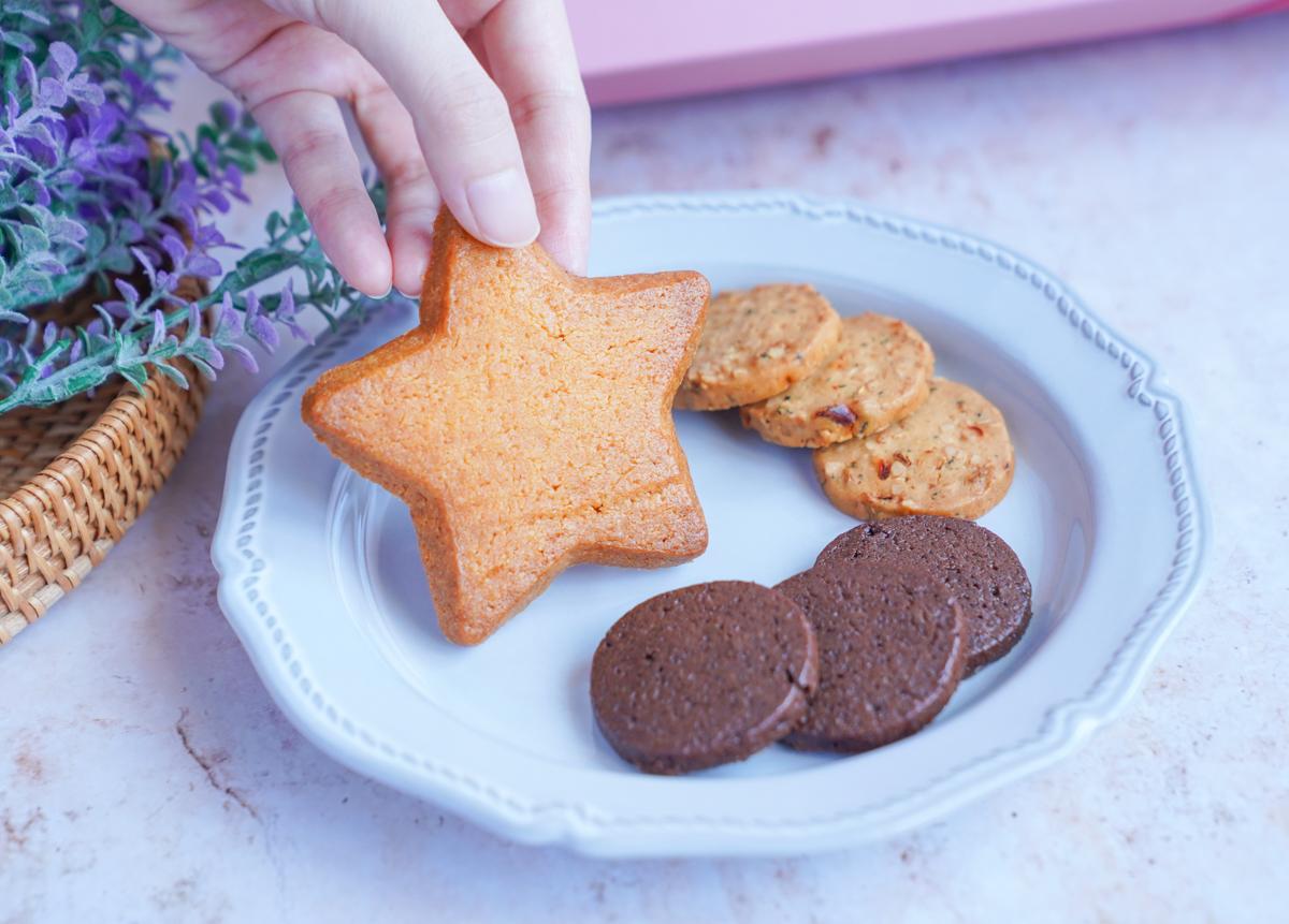 [法式喜餅推薦]二月森甜點工作室-細膩法式喜餅x特有台灣風味!網評超好客製手工喜餅 @美食好芃友