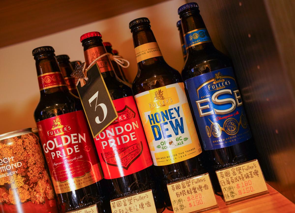 [高雄]啤酒瘋Beer Bee啤酒專賣店-一網打盡百款異國精釀啤酒!在家也能異國旅行 @美食好芃友