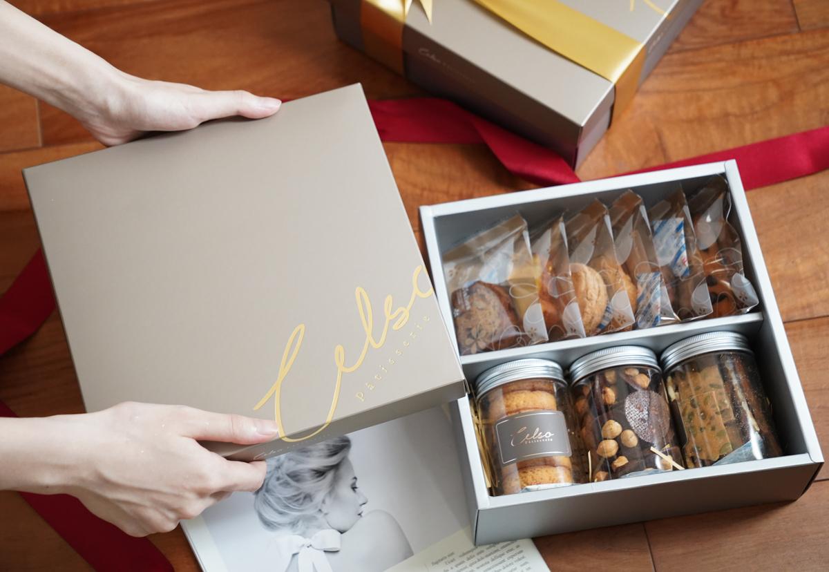 [法式喜餅推薦]漫步左岸法式甜點-一次擁有法式甜點x好吃餅乾!高質感平價喜餅推薦 @美食好芃友