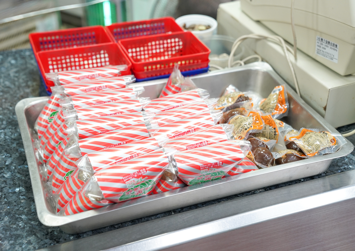 [高雄]一葉酢飯店/一葉油飯-紅一甲子超好吃一葉三角油飯!超老牌高雄日式便當店 @美食好芃友