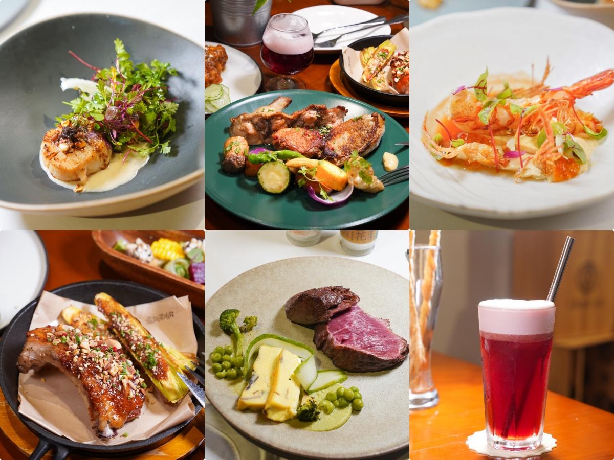 受保護的內容: 新鮮直送綠色上桌!超質感高雄綠色友善餐廳 波波加洛 x 安多尼歐 @美食好芃友