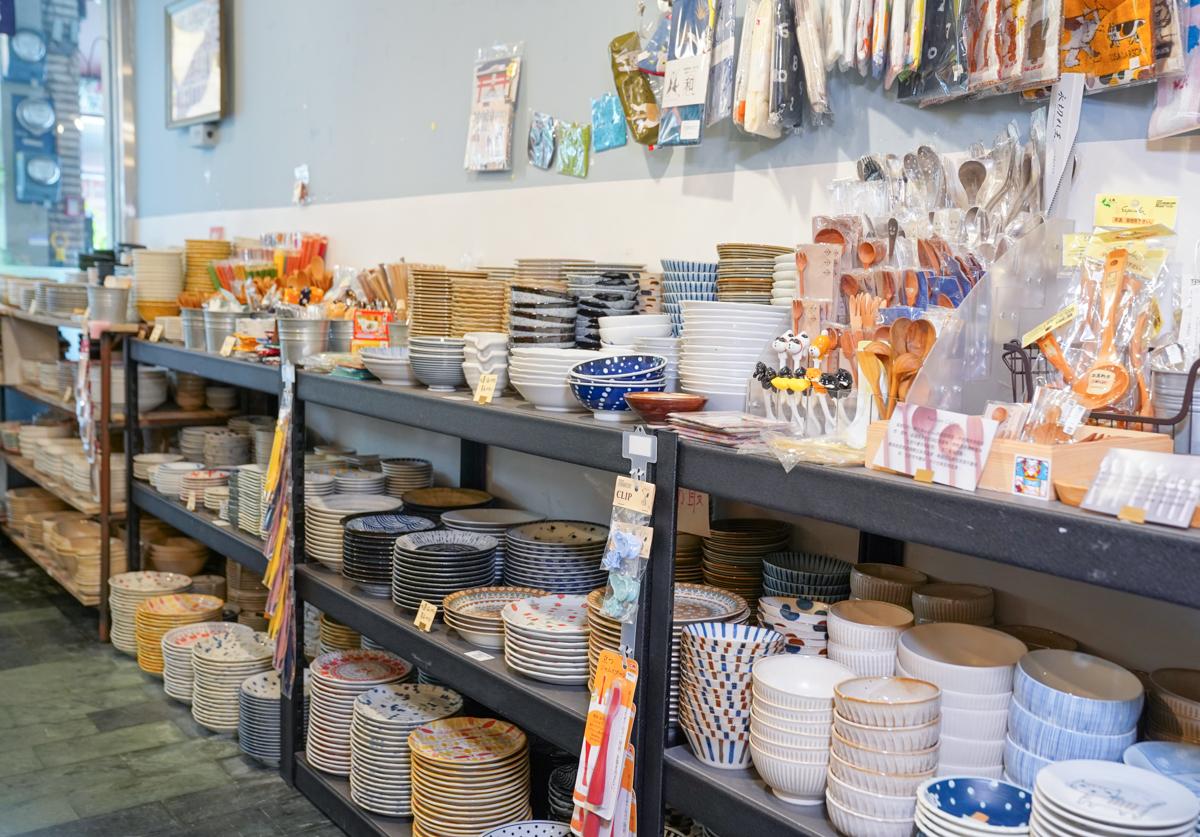 [高雄餐具推薦]坐坐-最狂高雄日本碗盤、生活食器、選物雜貨專賣~不小心就失心瘋 @美食好芃友
