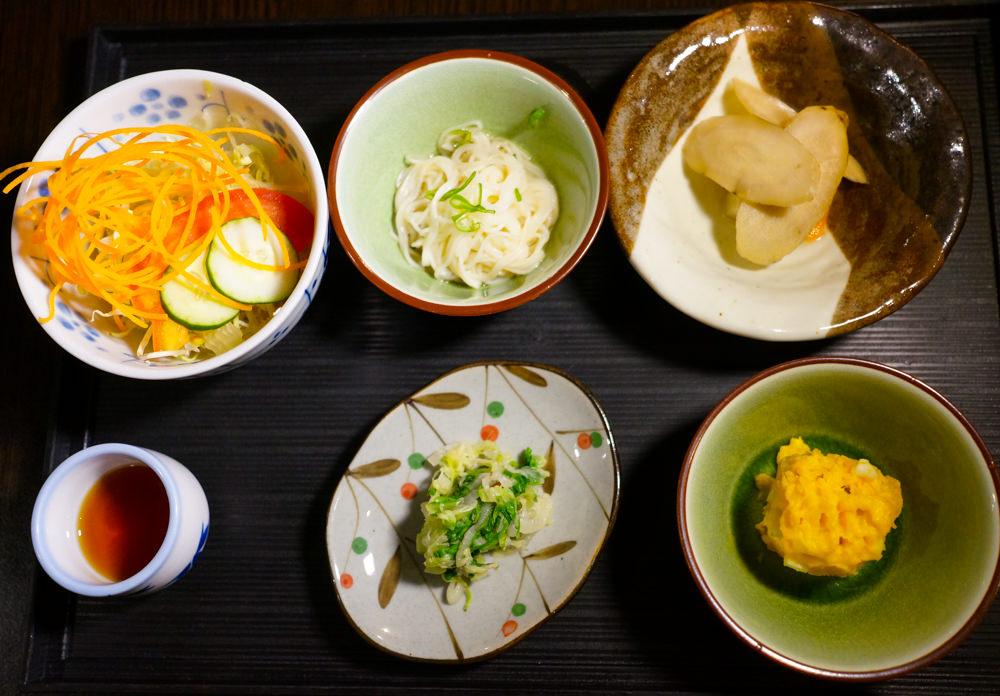 [高雄]旭日料理-日本師傅好手藝!一碗入魂天婦羅烏龍麵 @美食好芃友