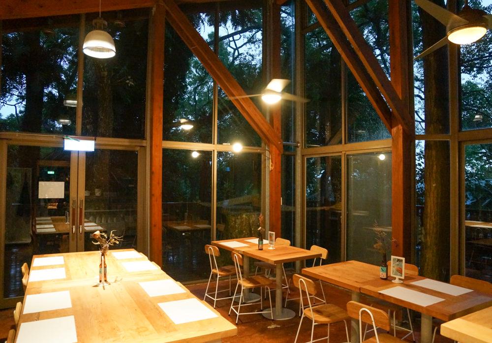 [南投]蟬說:鳳凰亭序-浪漫偶像劇玻璃霧屋餐廳X森呼吸綠建築 @美食好芃友
