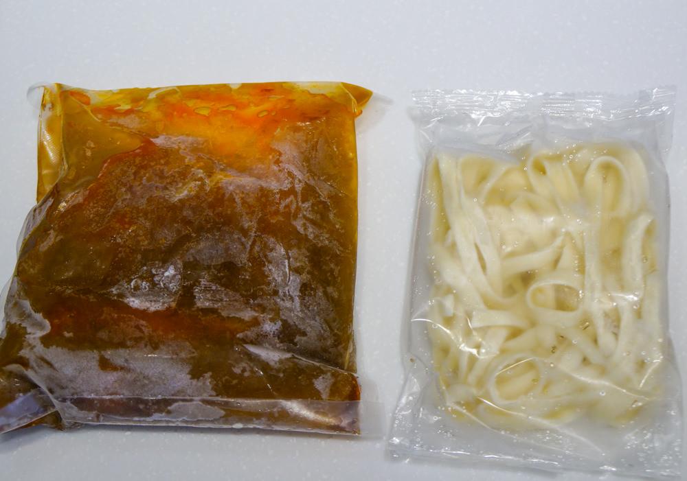 [宅配]蔥媽媽-溫暖媽媽手工味X好吃素食水餃素食抓餅素麵 @美食好芃友