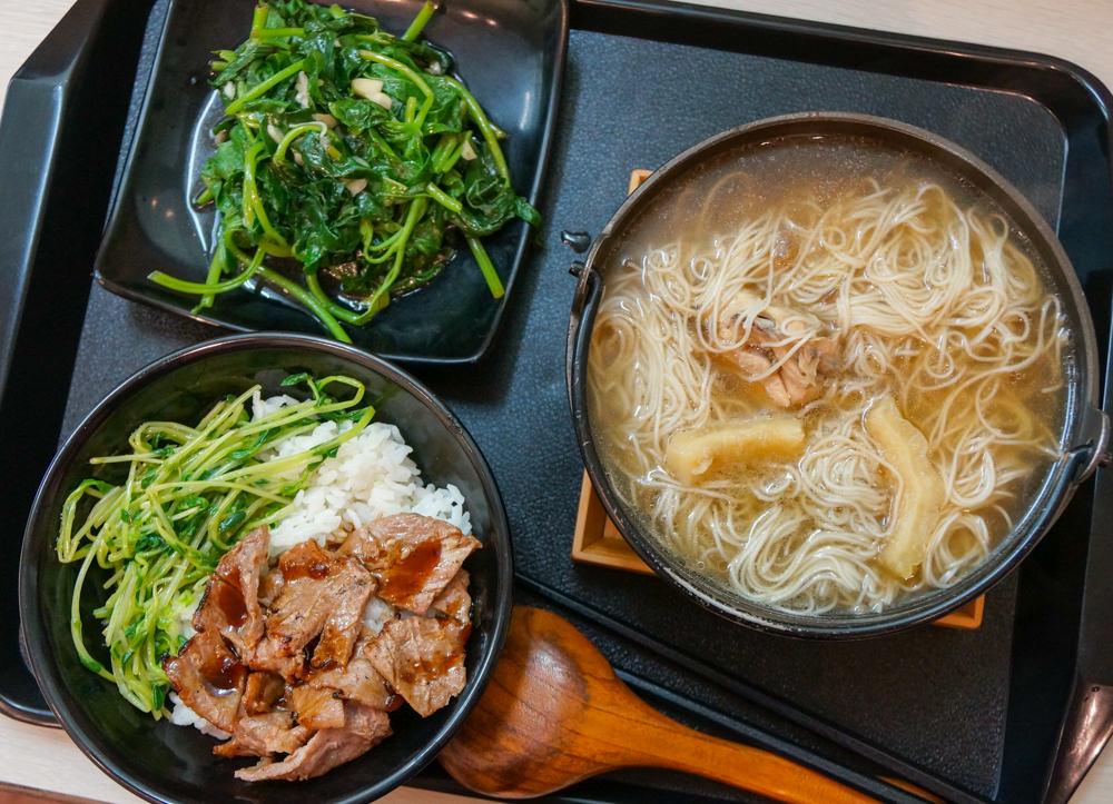 [高雄]食家個人土雞鍋-超美味雞湯麵線X一個人的小火鍋 高雄小火鍋推薦 @美食好芃友