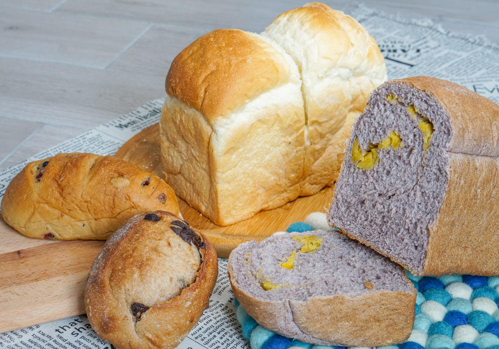 [台南]五吉堂麵包店-超限量!巷弄低調好吃手工麵包(建議預定) 食尚玩家推薦 @美食好芃友