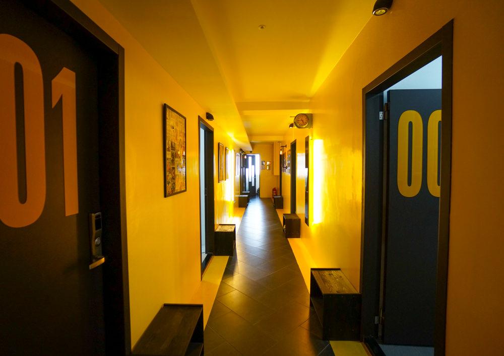 [台南]4 Design Inn-多種設計感風格 近台南火車站住宿 步行就到赤崁樓 台南住宿推薦 @美食好芃友