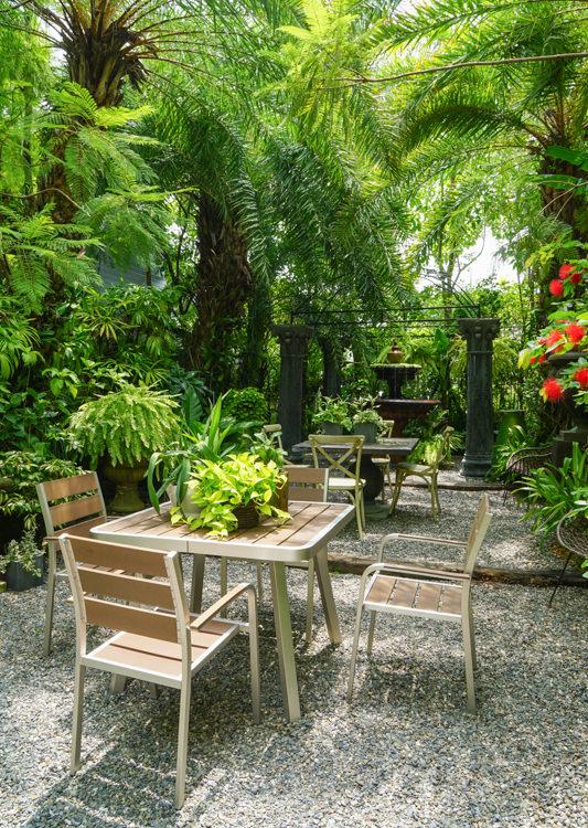 [高雄]Q Garden Cafe-高貴不貴!花園奢華義法料理 高雄美術館附近餐廳推薦 @美食好芃友