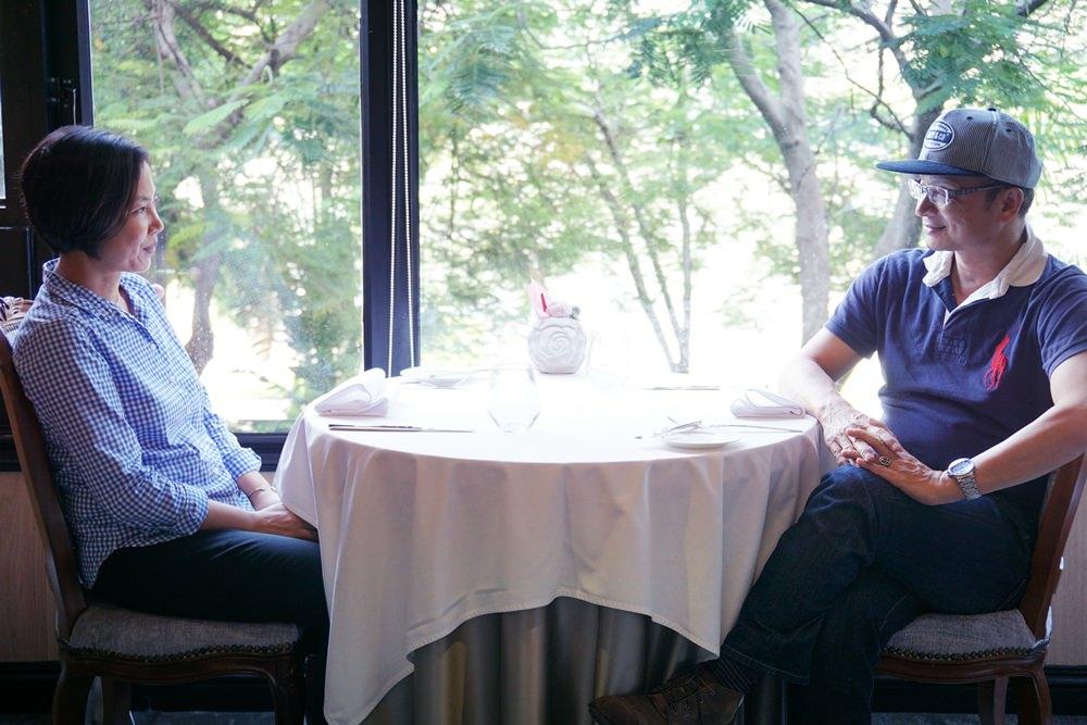 [高雄]安多尼歐法式餐廳-法式推車甜點隨你吃! 愛河畔綠櫥窗享法式午餐 高雄約會餐廳推薦 @美食好芃友
