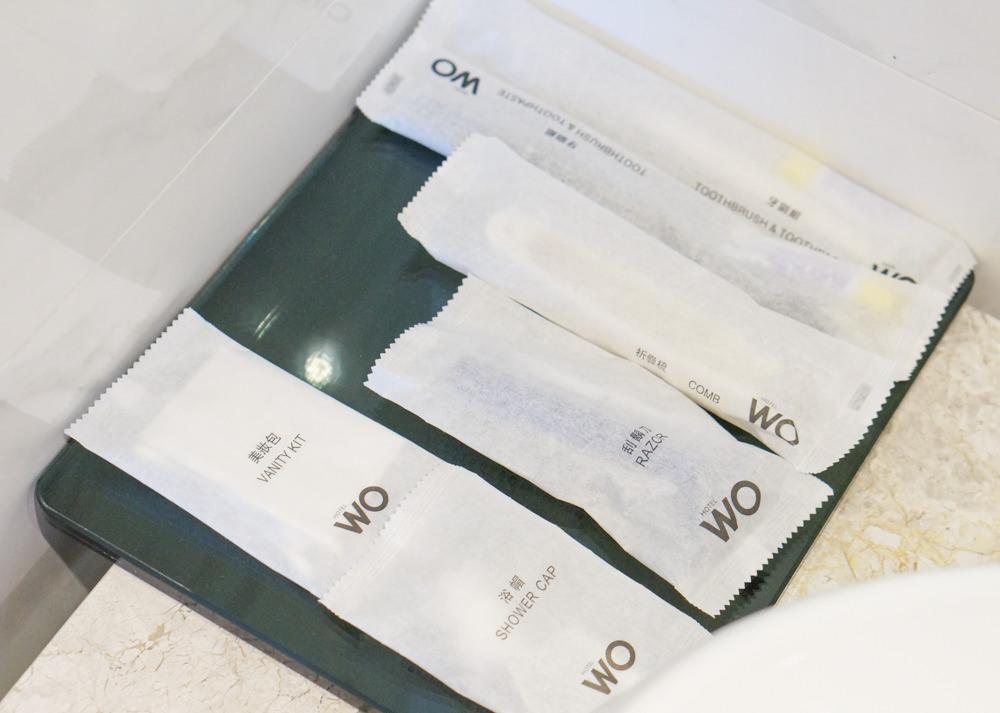 [高雄]Hotel Wo窩飯店-平價時尚商旅!超美蛋型浴缸x月球雙人房! 巧遇冠軍任務哈孝遠小茉莉 食尚玩家來去住一晚 高雄住宿推薦 @美食好芃友