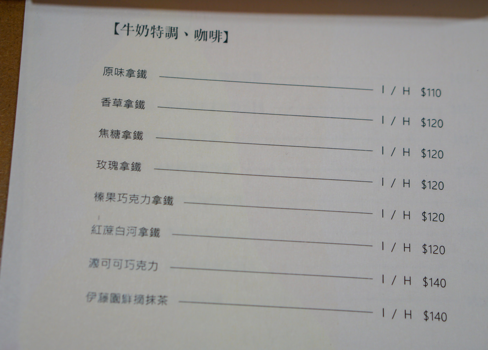 [高雄]青田甜作AOTa Dessert & Coffee-隱藏版清新日系甜點店! 抹茶千層X啾西哈密瓜塔 高雄下午茶推薦 @美食好芃友