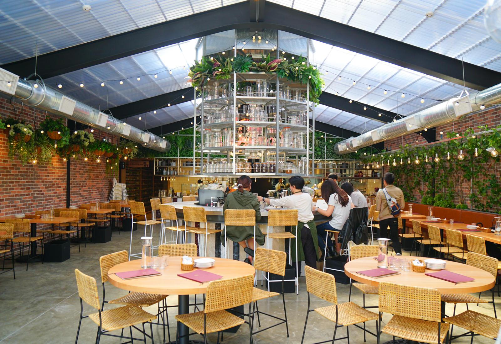 [高雄]Trattoria Venti義大利料理餐館-高美館時尚打卡新地標 米其林一星師傅指導 薄多義新品牌  高雄聚餐推薦 @美食好芃友