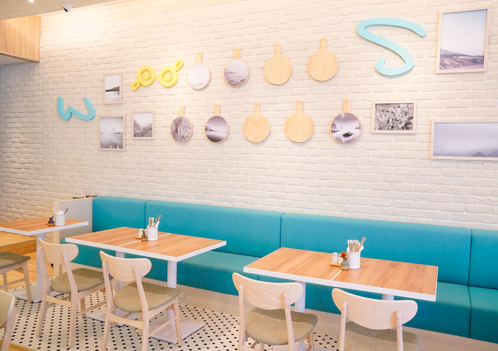 [三多商圈美食推薦]Woosa屋莎鬆餅屋-超濃厚系抹茶紅豆鬆餅!綿軟好吃雲之鬆餅! @美食好芃友