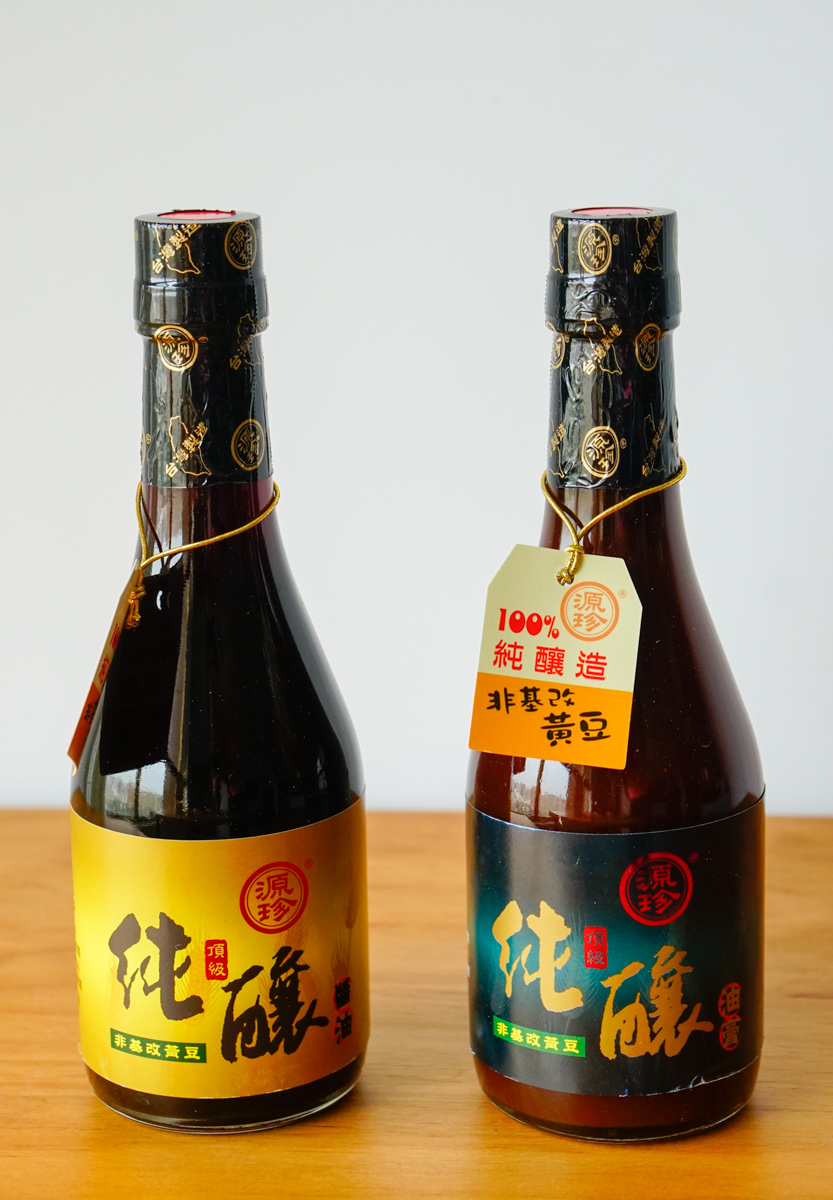 [新竹]源珍醬油-新竹老字號醬油x超簡易醬油食譜 純釀醬油推薦 @美食好芃友