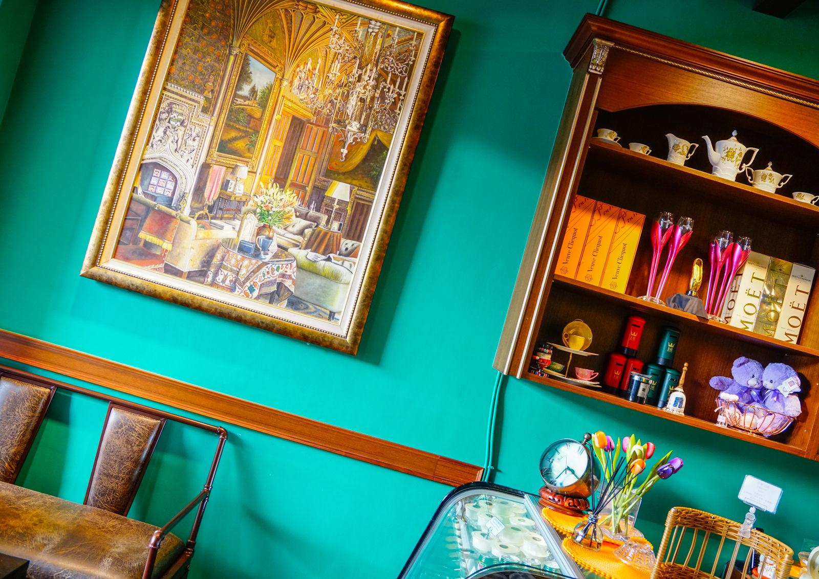 [高雄]佐jo Patisserie藝術烘焙工作室-隱藏秘境!法式甜點茶沙龍 質感美味下午茶 高雄巨蛋美食推薦 @美食好芃友