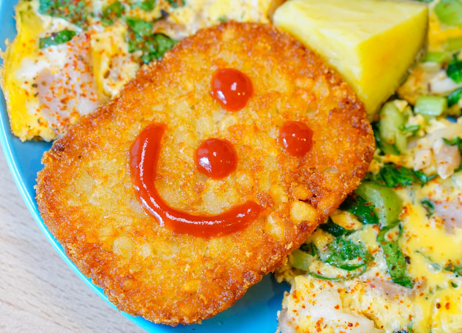 [高雄]路也食光(陽明店)-讓人微笑的溫暖平價早午餐 美味拼盤x鄉村風空間 高雄早午餐推薦 @美食好芃友